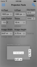 Projection Tools